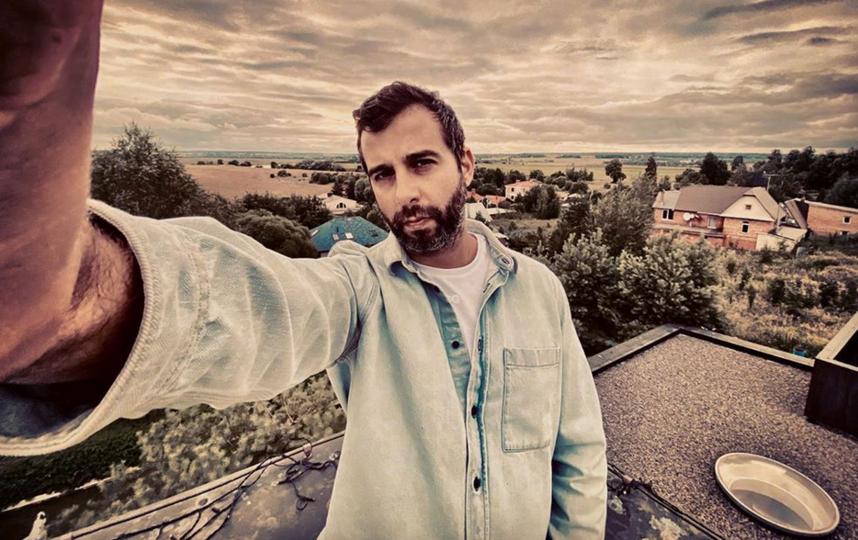 Иван Ургант. Фото Instagram @urgantcom