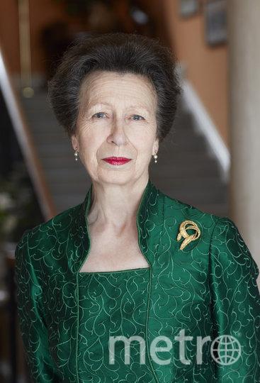 Букингемский дворец опубликовал новые фотографии принцессы Анны. Фото AFP