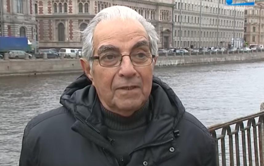 Борис Гершт. Фото Пульс города, Скриншот Youtube