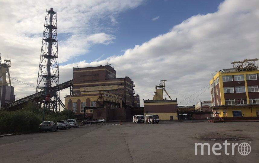 """Инцидент произошёл на шахте """"Воргашорская"""". Фото 11.mchs.gov.ru"""