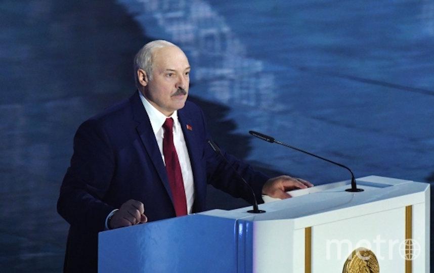 Александр Лукашенко. Фото РИА Новости