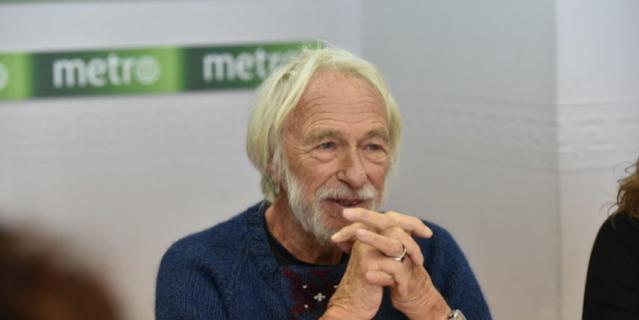 Пьер Ришар в редакции Metro.