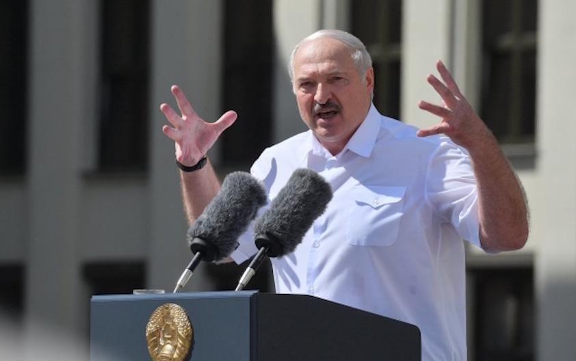 "Александр Лукашенко. Фото РИА ""Новости""."