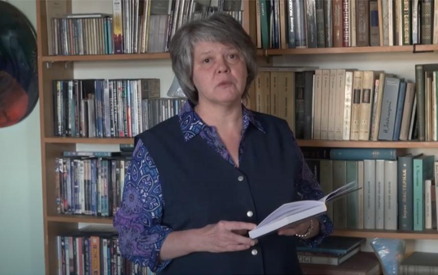 Ирина Ратушинская. 1954–2017 гг. Фото Скриншот Youtube