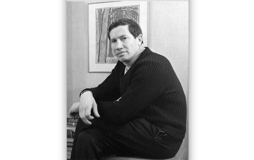 Георгий Владимов. 1931–2003 гг. Фото РИА Новости