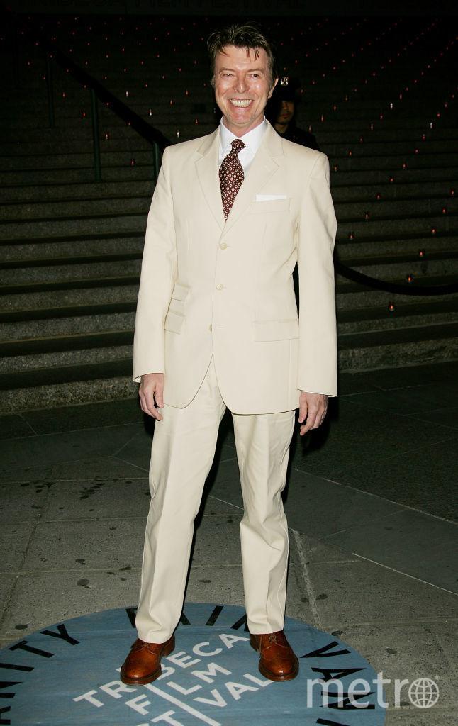 Дэвид Боуи. Фото Getty