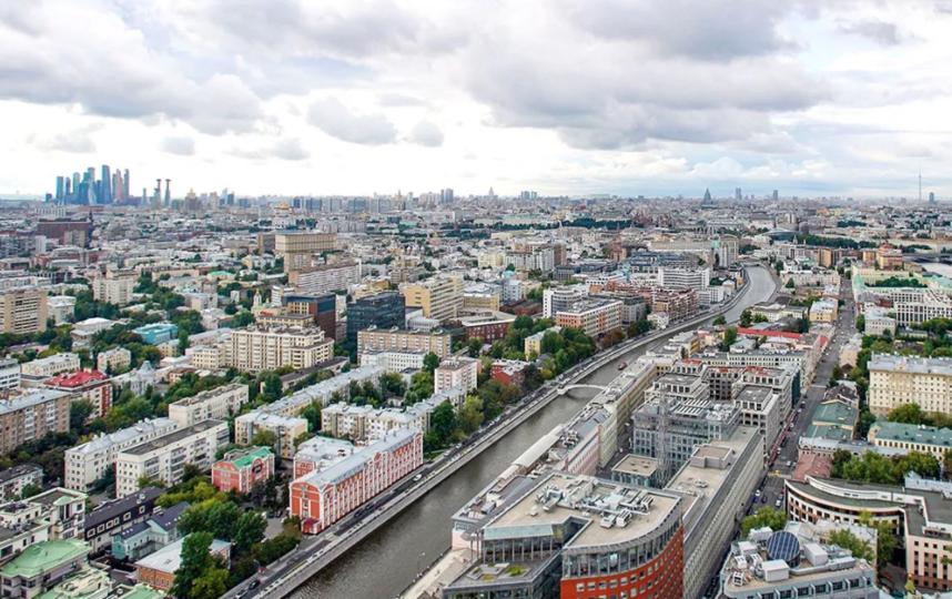 Москва. Фото Евгений Самарин, mos.ru