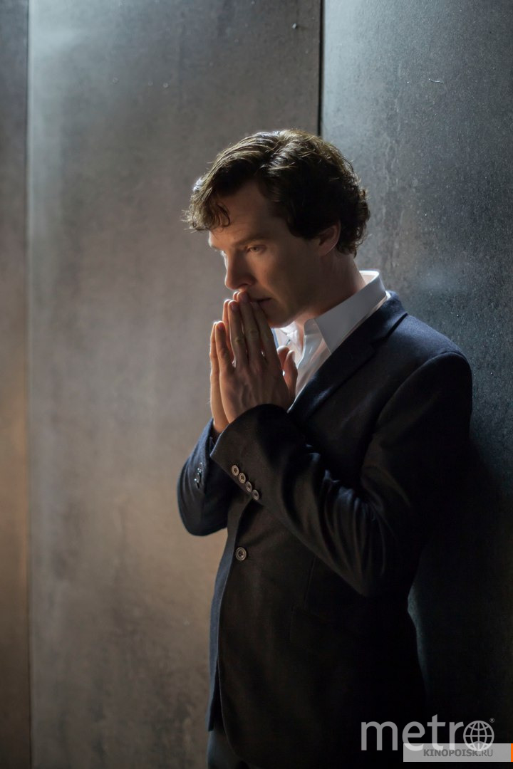 "Кадр из сериала ""Шерлок"". Фото kinopoisk.ru"