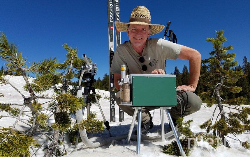 Майкл Э. Лоик, профессор экологии в Калифорнийском университете, считает, что задача по прогнозированию засухи лежит на правительстве. Фото предоставлено героем материала.