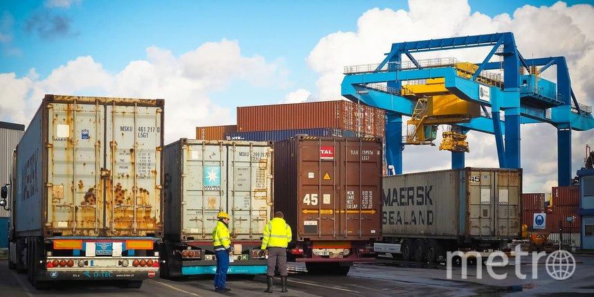 Несырьевой экспорт Москвы увеличился почти на 40% в первом полугодии