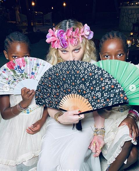 Мадонна. Фото скриншот: instagram.com/madonna/
