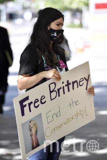 """Многие поклонники Бритни считают, что звезду принудили к соглашению об опеке, и проводят кампанию #FreeBritney (""""Свободу Бритни""""). Фото Getty"""