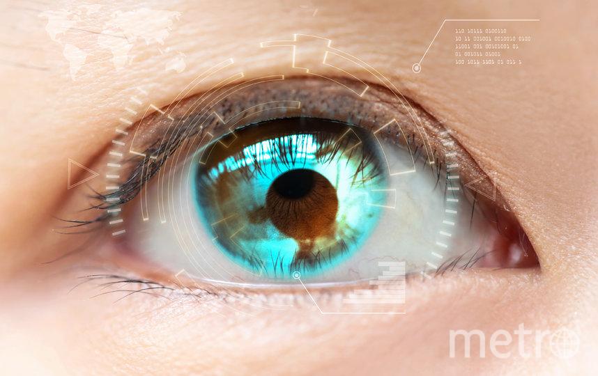 Искусственный глаз. Фото iStock