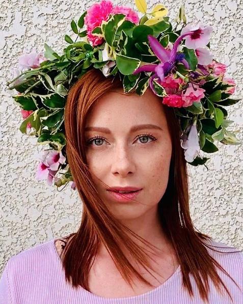 "Юлия Савичева. Фото Скриншот Instagram: @yuliasavicheva, ""Metro"""