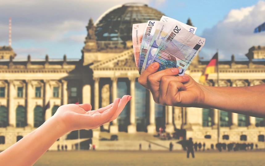 В настоящее время общие ежегодные расходы Германии составляют чуть менее 1,5 трлн евро, согласно Федеральному статистическому управлению. Фото pixabay.com