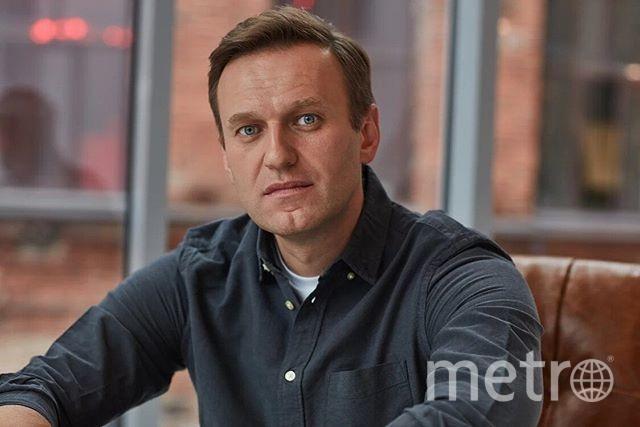 Алексей Навальный. Фото instagram.com/navalny/.