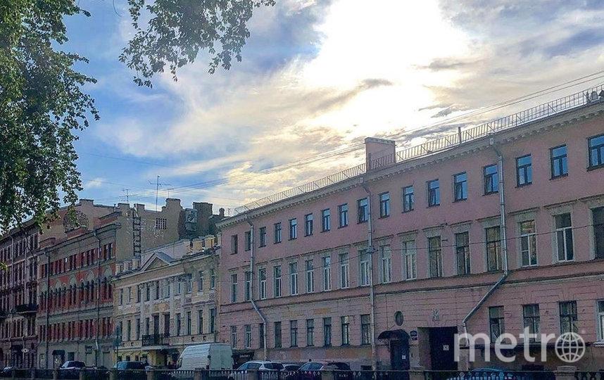 Антициклон разгонит облака. Фото facebook.com/LeusMikhail.