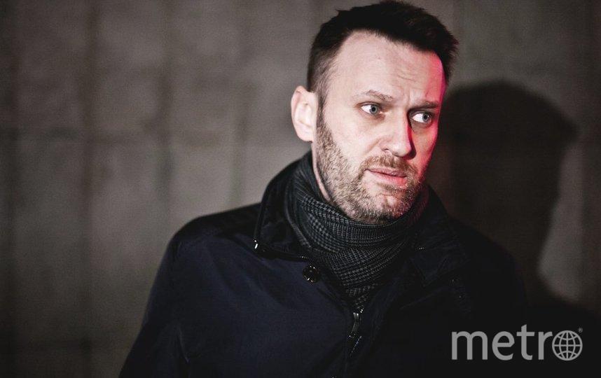 """Алексей Навальный. Фото АГН """"Москва"""""""