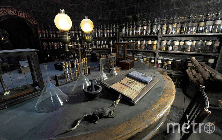 """Парк по мотивам вселенной """"Гарри Поттер"""" в Лондоне. Фото Getty"""