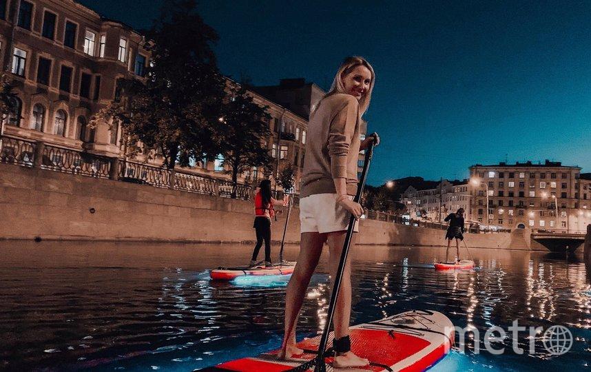 SUP-сёрфинг - это водный вид спорта. Фото Фото предоставлено организаторами.