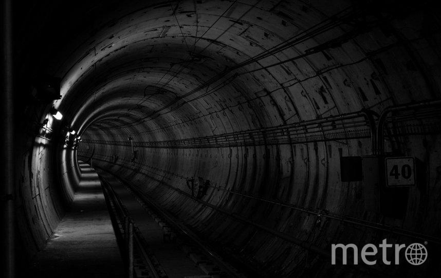 """Тоннель в метро. Фото pixabay.com, """"Metro"""""""