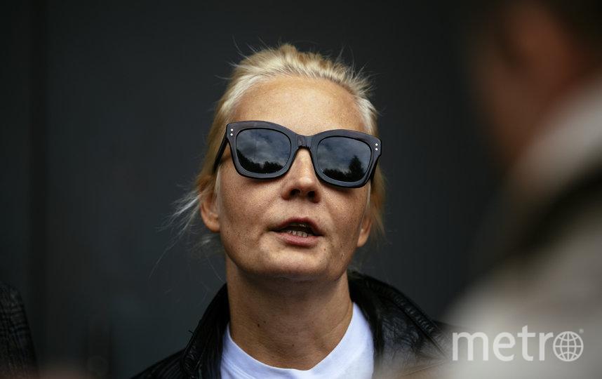Юлия Навальная. Фото AFP