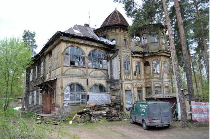 Дача Кочкина. Фото kgiop.gov.spb.ru.