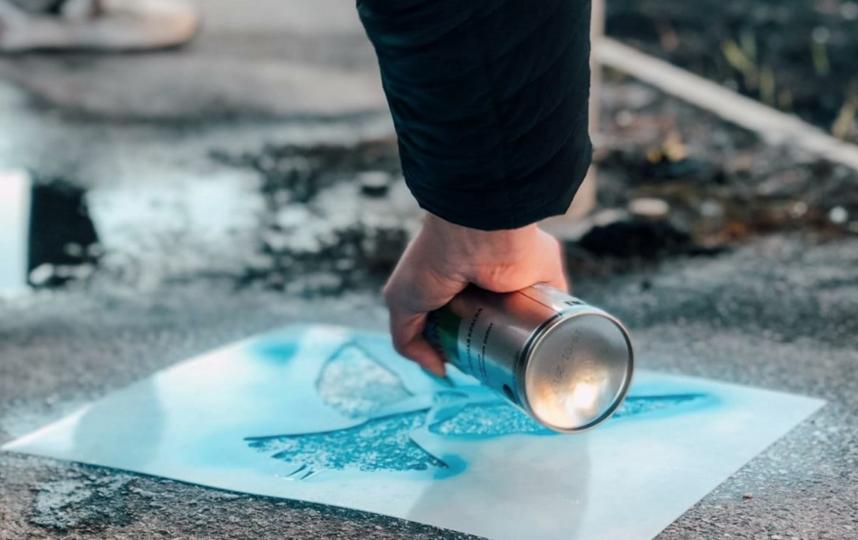 """С проведения первой акции (в апреле 2019 года) было закрашено более 600 преступных надписей. Фото gov.spb.ru, """"Metro"""""""