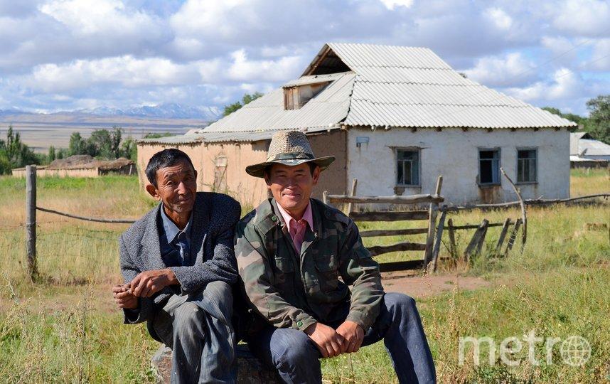 Киргизия. Архивное фото. Фото pixabay