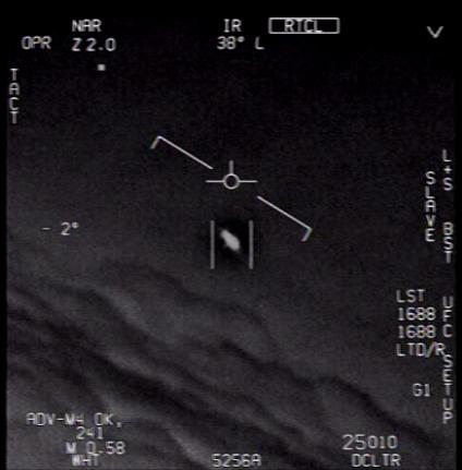 Ученые надеются, что после обнародования секретной информации они узнают больше о различных типах наблюдаемых аппаратов, их характеристиках и деталях встреч. Фото Naval Air Systems Command