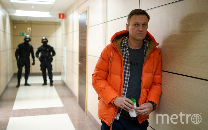 Алексей Навальный. Фото AFP