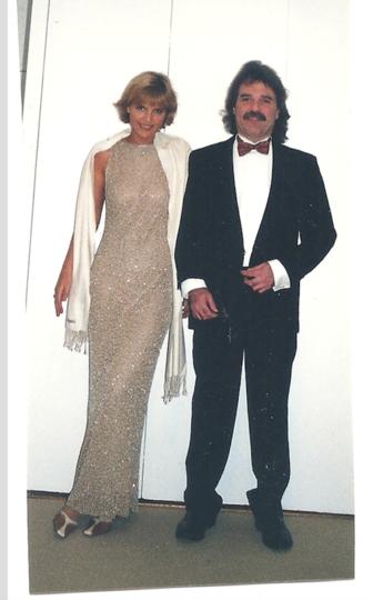 """Аннетт и Хайме. Фото предоставила Annette Herfkens, """"Metro"""""""