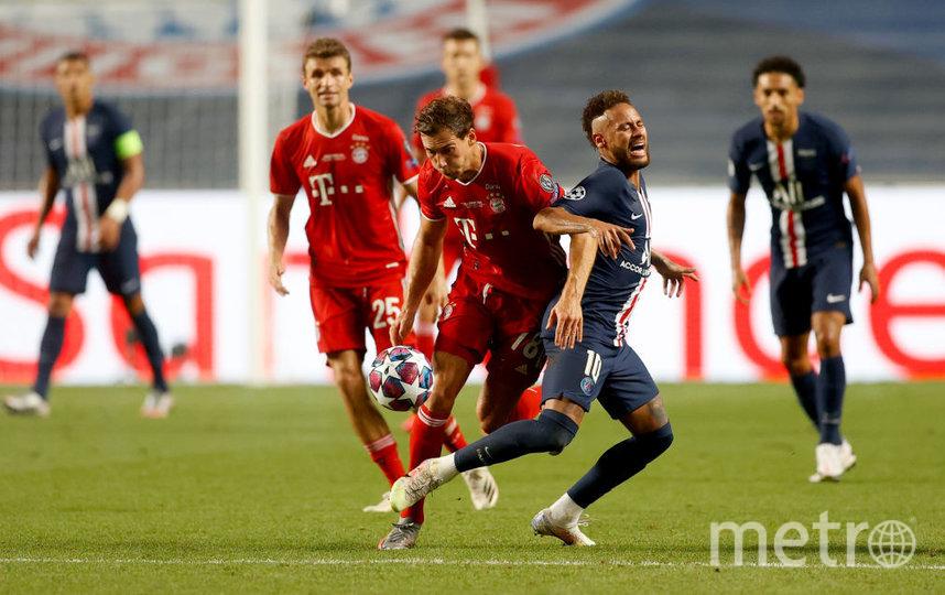"""""""Бавария"""" выиграла Лигу чемпионов в шестой раз. Фото Getty"""