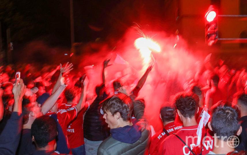 """Финал """"Бавария"""" - """"ПСЖ"""" завершился победой немецкого клуба. В Германии ликуют. Фото Getty"""