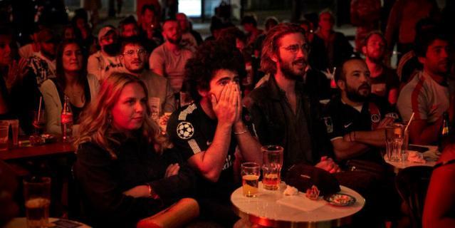 """Финал """"Бавария"""" - """"ПСЖ"""" завершился победой немецкого клуба."""