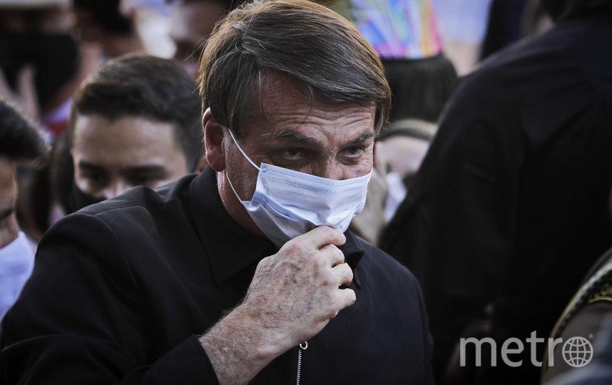 Инцидент произошёл в воскресенье. Фото AFP