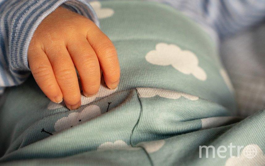 Со своим новорождённым сыном она смогла увидеться только после выписки. Фото из архива. Фото pixabay.com