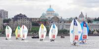 В Казани стартовали парусные соревнования
