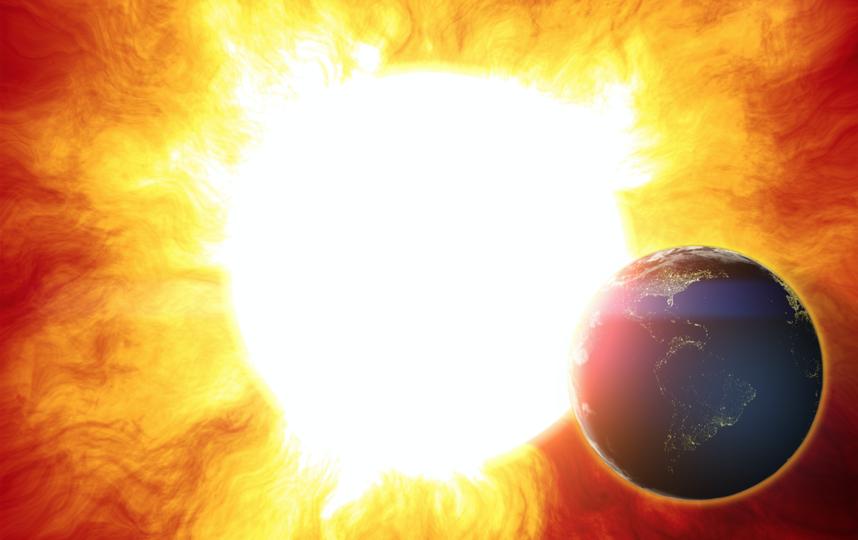 Земля исчезнет примерно через 6 млрд лет. Фото iStock