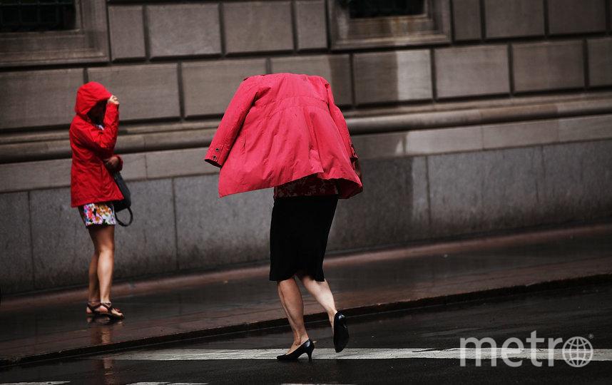 Дожди вновь приходят в город. Фото Getty