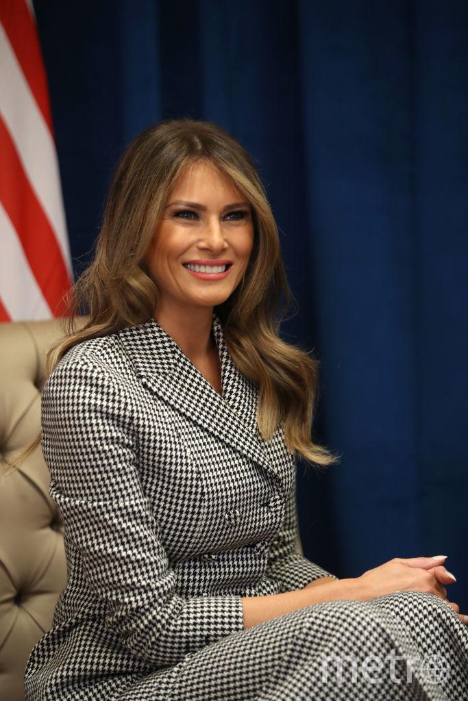 Первая леди США Мелания Трамп. Фото Getty