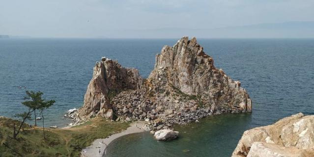 Остров Ольхон.