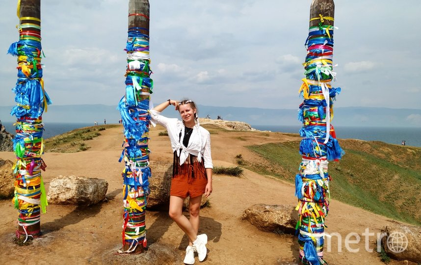 Ритуальные столбы сэргэ означают, что у местности, где они установлены, есть хозяин. Фото Ольга Кабанова, Иван Тереховский