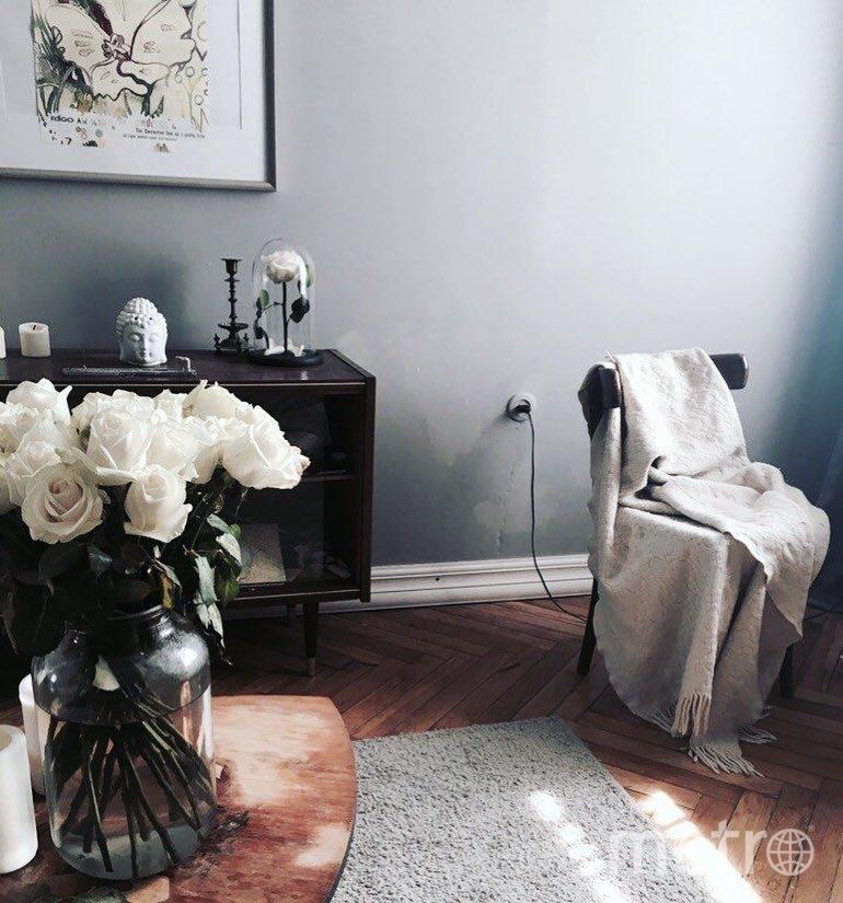 Лидия смешала в дизайне классику и стиль середины XX века. Фото  instagram.com/stalinka_na_proletarke