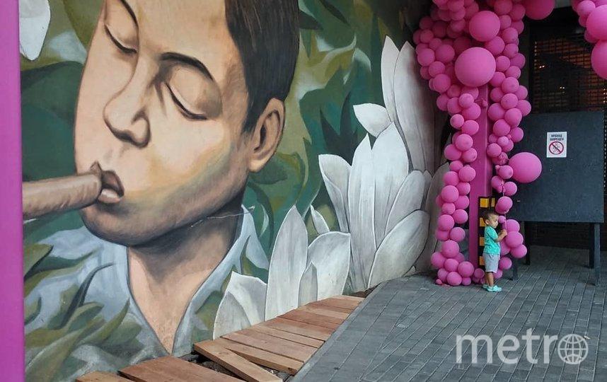 """Арт-пространство """"Квадрат"""" на месте бывшей обувной фабрики. Фото Майя Колесникова, """"Metro"""""""