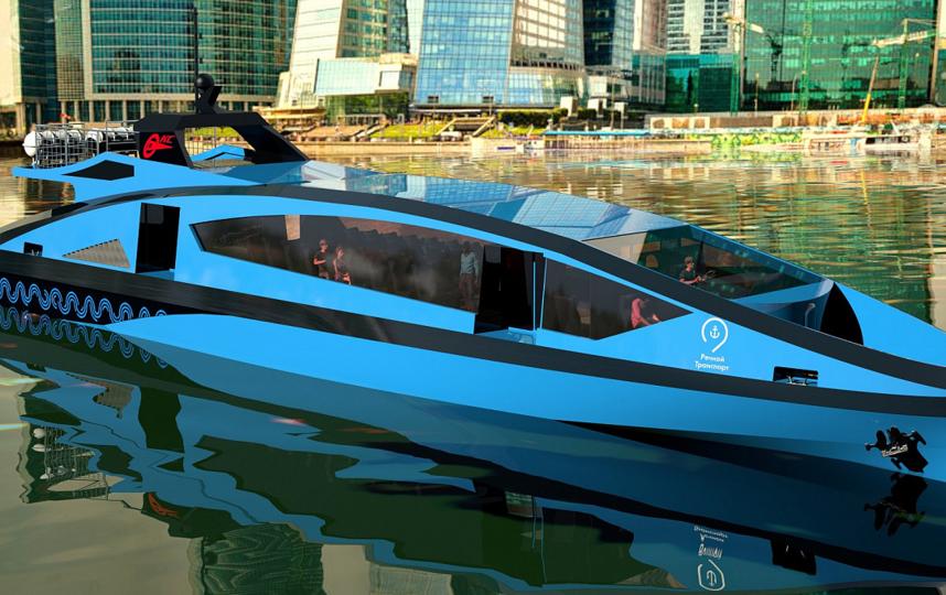 Запуск внутристоличного речного транспорта был запланирован на 2020 год, но из-за эпидемии короновируса его отложили на 2021–2022 годы. Фото boat-ksmz.ru