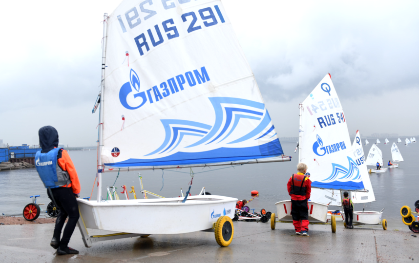 Академия парусного спорта была основана в Санкт-Петербурге в 2012 году. Фото Предоставлено организаторами