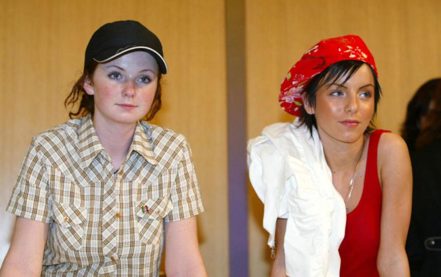 Юля Волкова и Лена Катина. Фото Getty