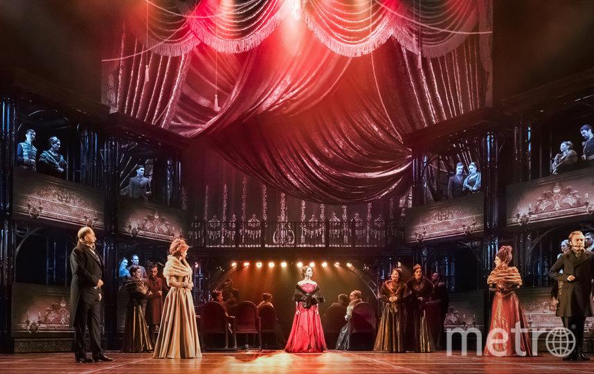 """Мюзикл """"Анна Каренина"""" откроет новый сезон 8 сентября 2020 года. Фото Предоставлено организаторами"""