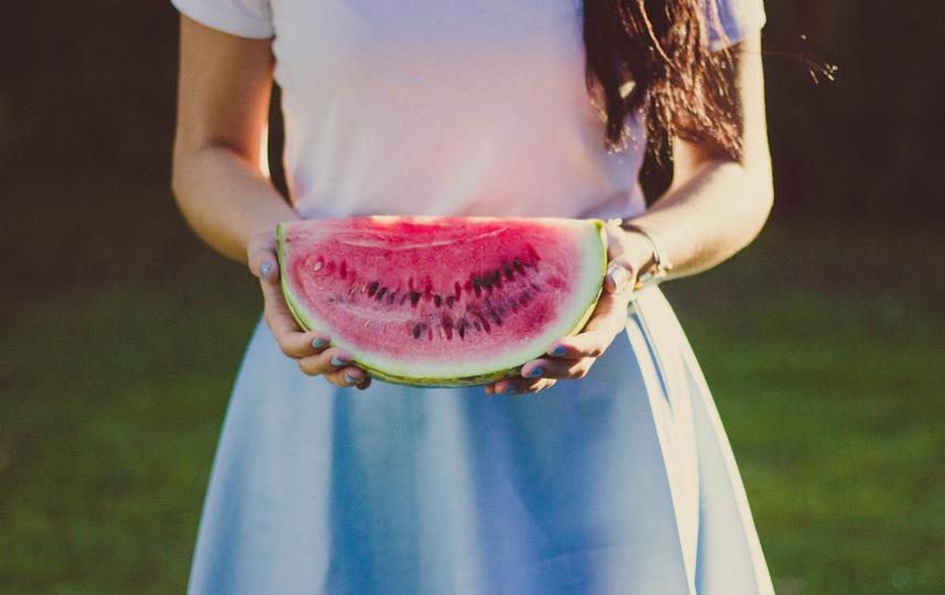 Эксперт порекомендовала есть 200–300 граммов бахчевых вместо сладкого во время основного приема пищи. Фото Pixabay